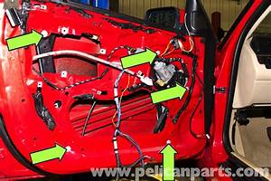 Bmw E46 Front Window Regulator Replacement