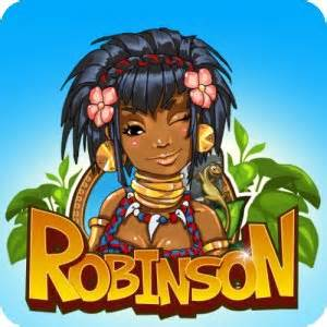Android game review robinson by pixonic for Robinson by pixonic