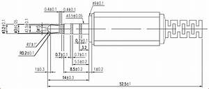 3 5mm Audio Jack  Ts  Trs  Trrs Type Audio Jack  Wiring Diagrams  U0026 Datasheet