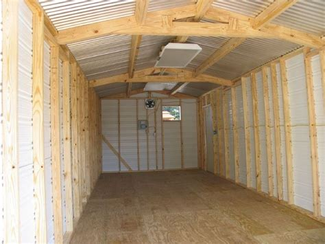 Pre Made Shed Trusses by Best 20 Pre Built Sheds Ideas On Pre Built