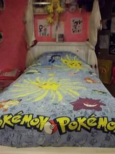 pokemon bed photo