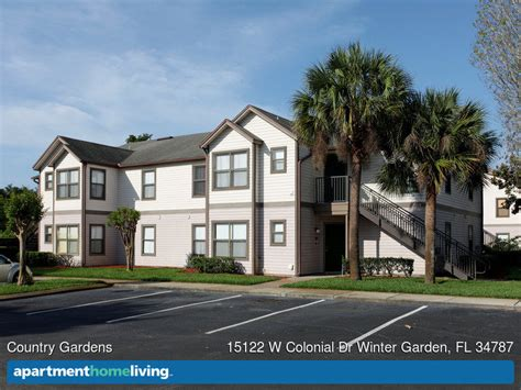 country gardens apartments winter garden fl apartments