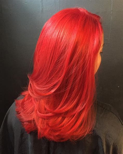 35 Radiant Bright Red Hair Color Ideas Looks Guaranteed