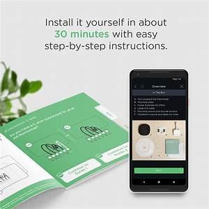 Ecobee3 Lite Smart Thermostat  2nd Gen  Black