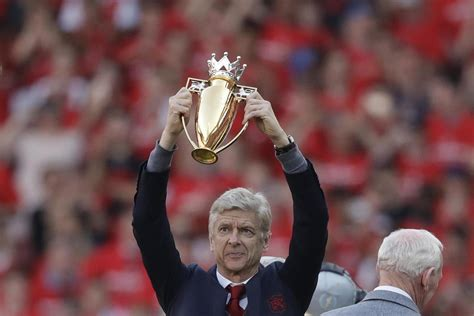 Arsene Wenger doesn't know what he will do with ...