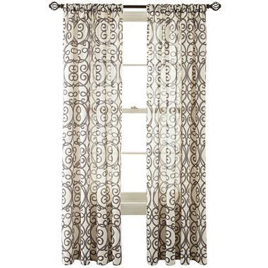 Jcpenney Silver Curtain Rods by 17 Best Images About Curtains On Window
