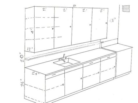 how to measure depth of kitchen sink helpful kitchen cabinet dimensions standard for daily use