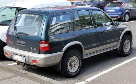 2001 Kia Sportage Mpg by 2001 Kia Sportage Ex 4dr Suv 2 0l 4x4 Auto