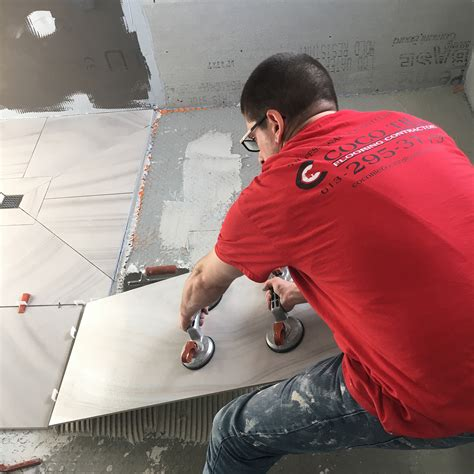 large format tile installation specialist coco tile