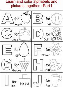 best 25 kids alphabet ideas on pinterest alphabet for With letters for kids