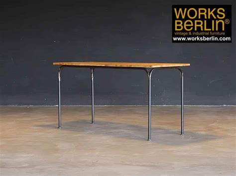 Tisch Industrial Style by Kleiner Tisch Industrial Bauhaus Industrial Style Tisch