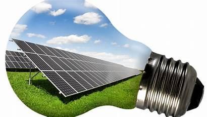 Solar Electricity Energy Field