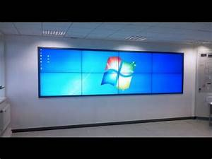 Soluciones Para Un Video Wall 4x2