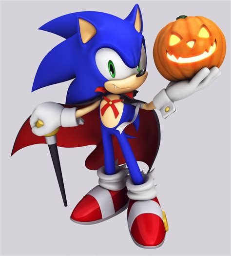 sonic  hedgehog spooky scary skeletons  exclusive