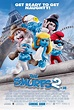 The Smurfs 2 (#9 of 21): Extra Large Movie Poster Image ...