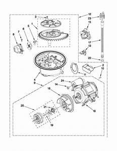 Kitchenaid Quiet Scrub Dishwasher Manual