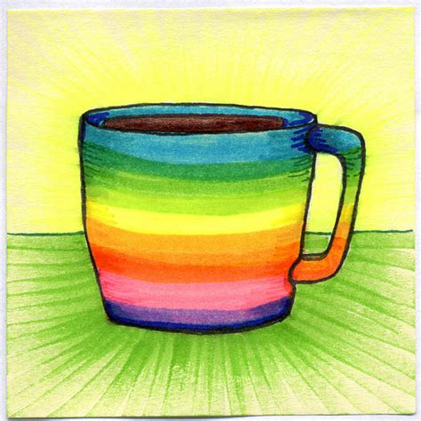 Let's learn how to draw coffee mug easy follow my drawing of coffee mug step by step and i am sure you will be able to draw it easily. 50 Beautiful Coffee Mug Illustration | Design | Graphic Design Junction