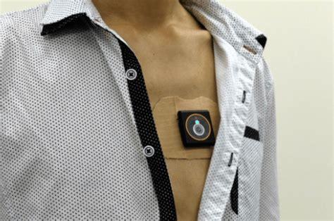 Heartomo Wearable Heart Rate Monitor - Cool Wearable