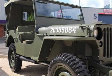 ford military jeep ford gpw ww2 military jeep lhd