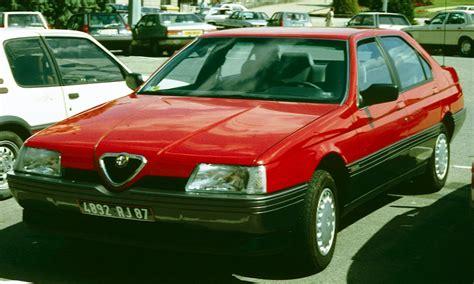 Alfa Romeo 164 Parts by Alfa Romeo 164 Technical Details History Photos On