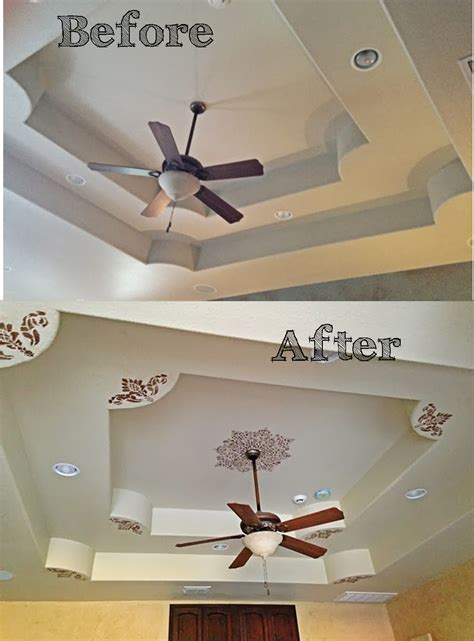 Adding Tray Ceiling by The Ragged Wren Adding Character To Ceilings Part 1