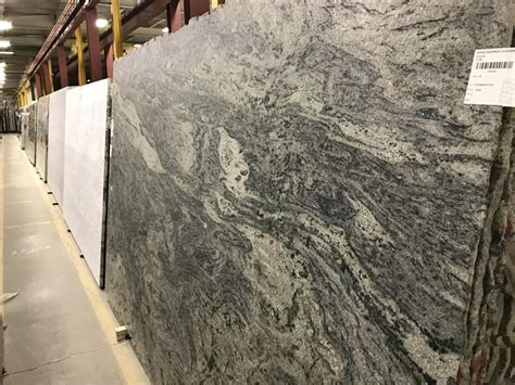 Verde Aquarius Leather Granite   Colonial Marble & Granite