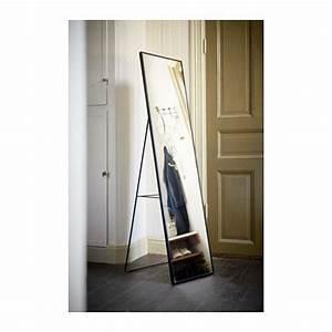 Ikea Miroir Sur Pied : karmsund miroir sur pied noir d co pinterest miroir sur pied ikea et miroirs ~ Dode.kayakingforconservation.com Idées de Décoration