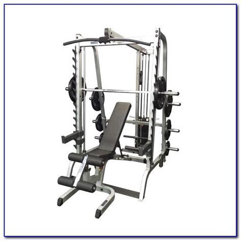 Smith Machine Vs Free Weight Bench Press  Bench Home