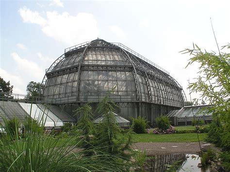 Botanischer Garten Berlin Tropenhaus by Tropenhaus