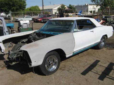 1965 Buick Riviera Parts by Sell New 1965 Buick Riviera Solid California Car Parts