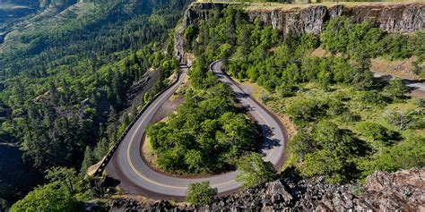 columbia river highway oregon scenic gorge drive
