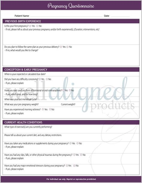 initial intake form chiropractic initial intake form form resume exles