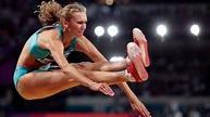 BBC Sport - Olympic athletics: Rypakova takes triple jump gold