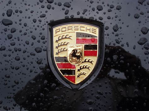 Car Logo Wallpaper by Hd Car Wallpapers Porsche Logo Wallpaper