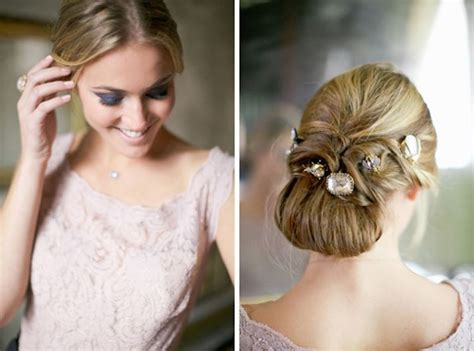 Romantic Wedding Hairstyle Inspiration All Braided Onewed