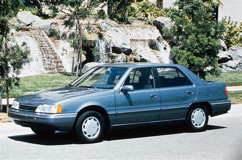 manual cars for sale 1992 hyundai sonata electronic throttle control 1990 94 hyundai sonata consumer guide auto