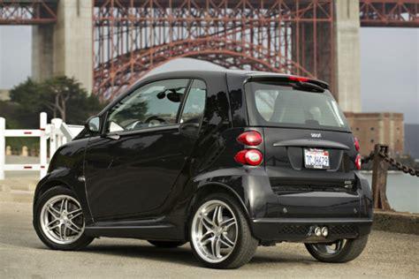 2013 Smart Brabus Passion Coupe *rare* Black On Black Low