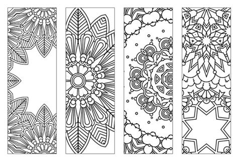coloring bookmarks 2 coloring pages coloring for page