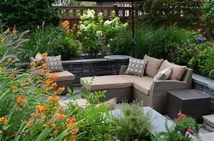 amenagement exterieur moderne pour que votre maison ait With amenagement exterieur jardin moderne