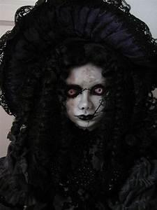 Horror Doll with #Goth girl overtones | Creepy dolls ...