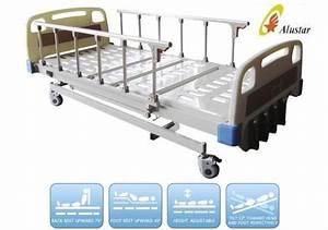 Abs Side Rail Medical Hospital Beds Manual Al