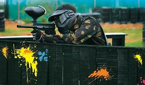 PAINTBALL BASIC – H'Evans Scent  Paintball