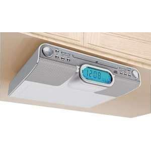 under cabinet radio cd player with light ge spacemaker under cabinet cd player fm am radio clock light
