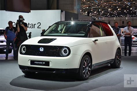 Honda Confirms Name For Urban Electric Car