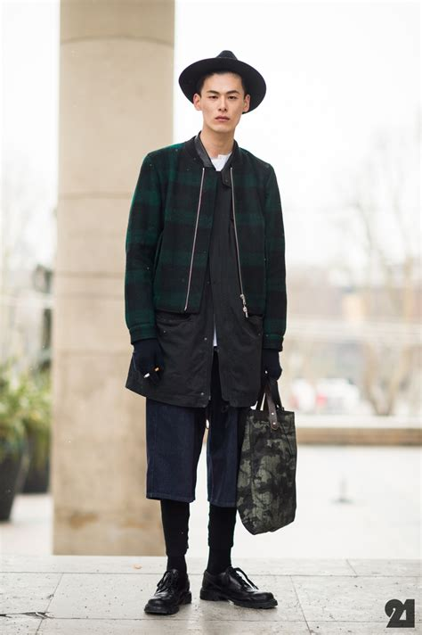 mens street style hobby and interest