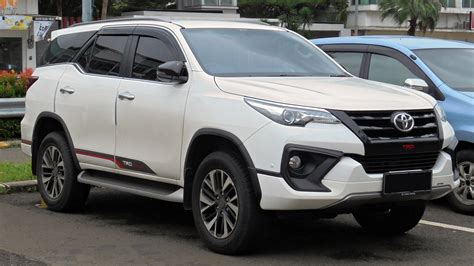 Toyota Fortuner 2019 by File 2018 Toyota Fortuner 2 4 Vrz Trd Sportivo Wagon
