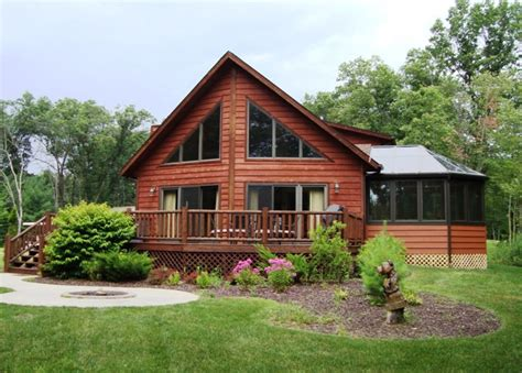 sunroom wi style amazing 6 bedroom cedar chalet with finishe vrbo