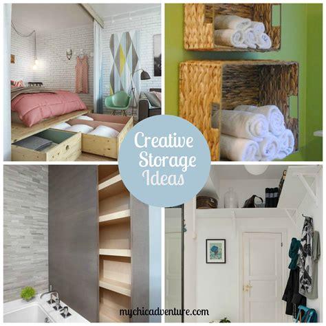 Chic Storage Ideas