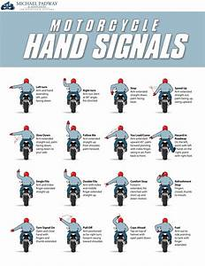 Motorcycle Hand Signs