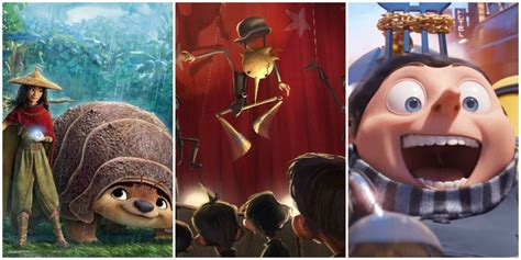 The 10 Most-Anticipated Animated Movies Of 2021 (According ...